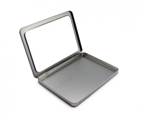 Boîte métal A5 avec vitre