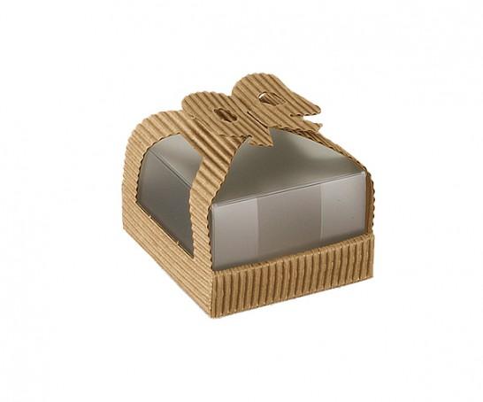 Emballage de carton et plastique