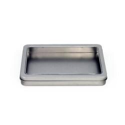 Boîte métal A6 Maxi avec vitre