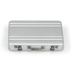 Boîte de métal coffre