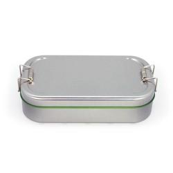 Boîte de métal type boîte à lunch