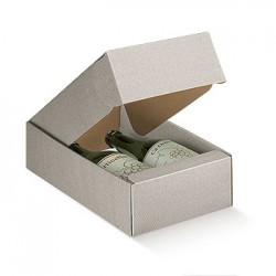 Boîte pour bouteilles