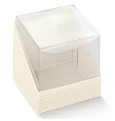 Emballage en PET et base de carton