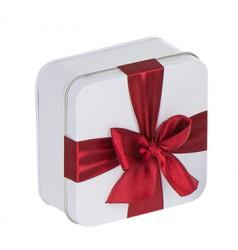 Emballage carré avec boucle