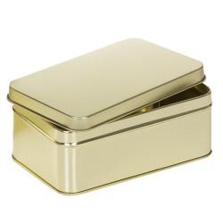 Emballage de métal d'or