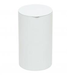 Boîte en Métal Blanc