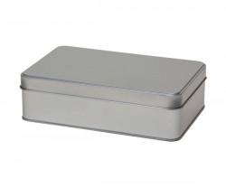 boîte de métal rectangulaire