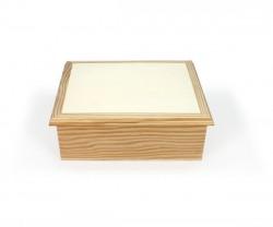 Boîte avec plateau