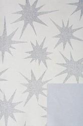 Papier d'emballage avec motif gris