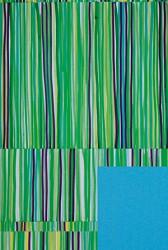 Papier d'emballage avec motif colorié