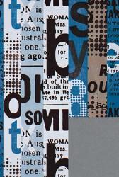 Papier d'emballage avec motif