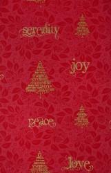 Papier d'emballage de Noël.